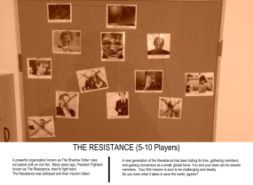 The Resistance Promo Photo - Edit 03