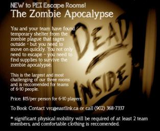 Zombie teaser